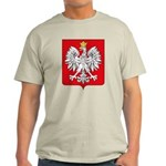 Polish Coat of Arms Light T-Shirt