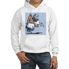 bigfoot-unicorn-OV Hoodie