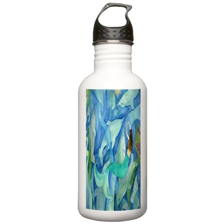 Dolphin Mermaid Party Stainless Water Bottle 1.0L