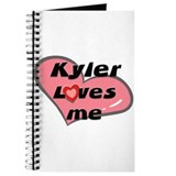 kyler loves me Journal