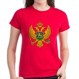 Montenegro Coat of Arms Tee