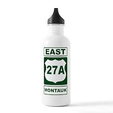 East 27A Montauk Green Water Bottle