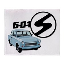 Trabi 601 Throw Blanket