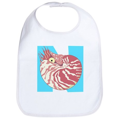 N is for Nautilus Bib
