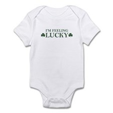 I'm Feeling Lucky Infant Bodysuit