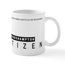 Bridgehampton, Citizen Barcode, Mug