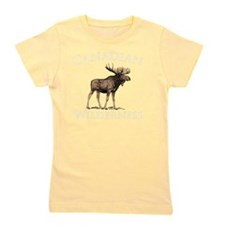 Canadian Moose Girl's Tee