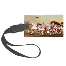 whh_wall_pell_35_21 Large Luggage Tag