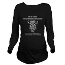 Homefield Advantage Long Sleeve Maternity T-Shirt