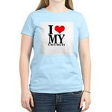 """I Love My Church"" T-Shirt"