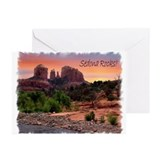 Sedona  Greeting Cards (Pk of 10)