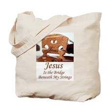 Cute Fiddle Tote Bag