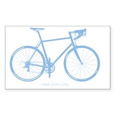 Road-Bike-NYC Decal