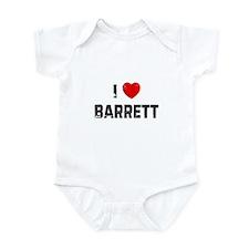 I * Barrett Infant Bodysuit