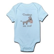Donkeys are Cool Infant Bodysuit