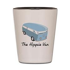 The Hippie Van Shot Glass