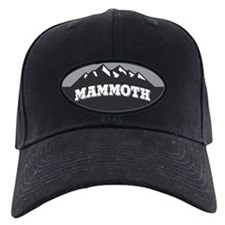 Mammoth Grey Baseball Hat