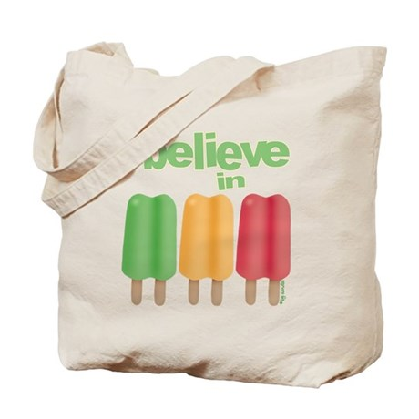 I believe in Ices! Tote Bag