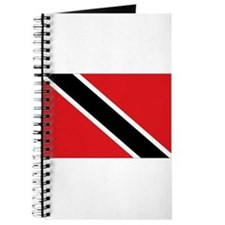 Trinidad & Tobago flag Journal
