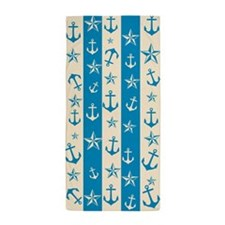 Anchor'S Away Beach Towel