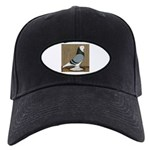 Blue Bald West Black Cap