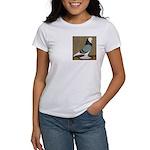 Blue Bald West Women's T-Shirt