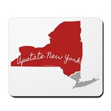 Upstate New York, of course! Mousepad