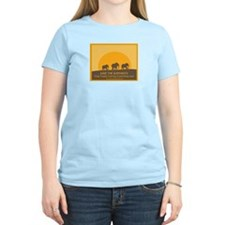 Save the Elephants! T-Shirt
