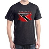 Trinidad flag ribbon T-Shirt