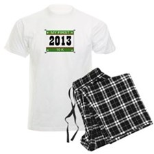 My First 10K Bib - 2013 Pajamas
