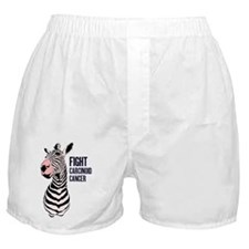 Flushing Zebra Boxer Shorts