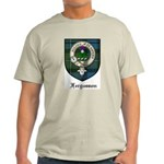 Fergusson Clan Crest Tartan Light T-Shirt