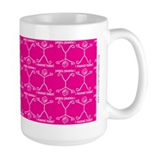 I Pooped Today Pink Bright Mugs
