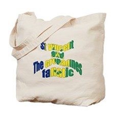 St Vincent and the Grenadines fanatic Tote Bag