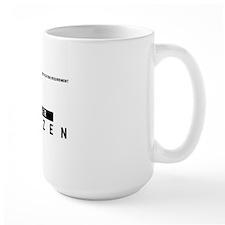 Pitzer Citizen Barcode, Mug