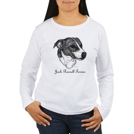 Jack Russell Women's Long Sleeve T-Shirt