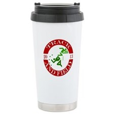 Track & Field - 2013 Ceramic Travel Mug