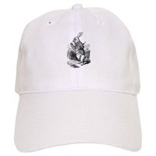 White Rabbit Baseball Cap