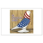 Patriotic Hobby West Large Poster
