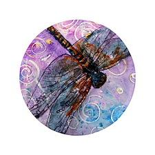 """Sugar Plum Fairy 3.5"""" Button"""