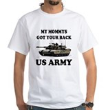 My Mommys Got Your Back Shirt