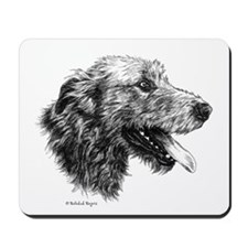 Irish Wolfhound Mousepad