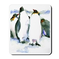 penguin lovers Mousepad