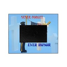 Yard Sign Never Forget-Ever Honor Picture Frame