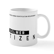 Selmer Citizen Barcode, Mug