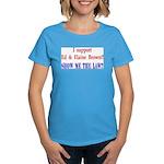 ShowMeTheLaw Women's Dark T-Shirt