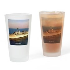 ajax calendar Drinking Glass
