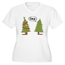 Fairy Santa Plus Size T-Shirt