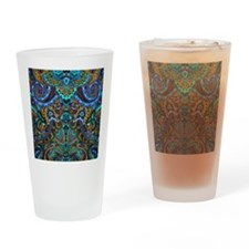 Square Funkytown Drinking Glass