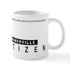 Somerville Citizen Barcode, Mug